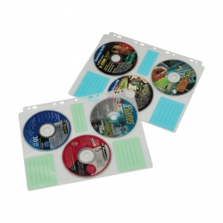 CD-ROM Index Sleeves