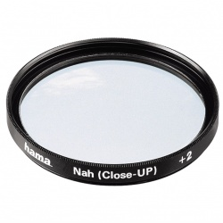 Close-up Lens, N2, 52,0 mm, Coated