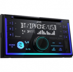 JVC KW R930BT 2DIN AUTORÁD. S CD/MP3/BT
