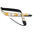 FENDER 099-0683-000 Strap, White/Brown/Yellow