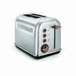 Morphy Richards topinkovač Accents Rosegold Brushed 2S