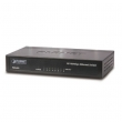 "Planet FSD-803 switch 8x10/100Base-TX, 10"", kov, desktop, fanless"