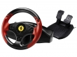 THRUSTMASTER Sada volantu a pedálů Ferrari Racing Wheel Red Legend Edice, pro PS3 a PC